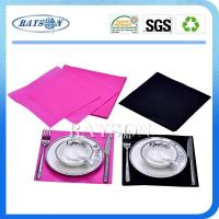 Buy cheap Table napkin pp non woven fabric from wholesalers