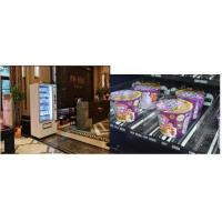 Buy cheap Airport / Train Station Coin operated Instant Noodle Vending Machine Auto Self-Service from wholesalers