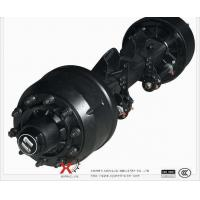 Buy cheap German axle 14t with manual slack adjuster Item No.XJ36 from wholesalers
