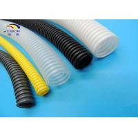 Buy cheap Anti-abrasion corrugated conduit pipe / Automobile conduit Wire Loom from wholesalers