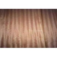 Buy cheap Figured okume veneer from wholesalers