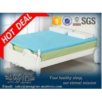 Buy cheap Memory foam topper roll pack memory foam mattress topper from wholesalers