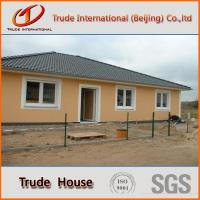 Buy cheap Modular house sandwich panel prefabricated house from wholesalers