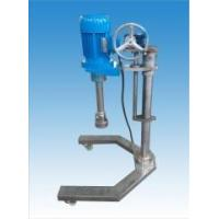 Buy cheap Vacuum Emulsifying Machine lab. type emulsifying mixer with lifter from wholesalers