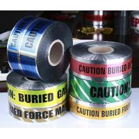 Buy cheap Detectable Aluminum Warning Tape for Protecting Underground Pipe from wholesalers