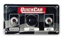 Buy cheap QUICKCAR Dirt Car Switch Panel from wholesalers