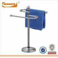 Buy cheap Metal Free Standing Towel Holder MBI-064 from wholesalers
