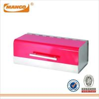 Buy cheap Stainless Steel Red Cover Bread Bin MHI-044 from wholesalers