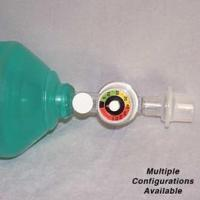 Buy cheap AirFlow BVM, SM Adult, Mask, Reservoir O2 Bag, Manometer, Corrugated Tubing from wholesalers