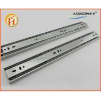 Buy cheap drawer slider Top sale 3 ball bearing drawer slider full extension furniture kitchen hardware from wholesalers