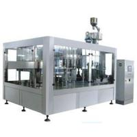 Buy cheap 3-in-1 Juice Tea Hot Filling Machine from wholesalers