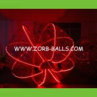 Buy cheap Light Zorb Ball For Sale from wholesalers