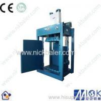Buy cheap Textile Cloth hydraulic baler from wholesalers