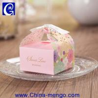 Buy cheap 2015 Hollow Out Wedding Rectangle Folding Paper Box product