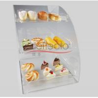 Buy cheap Deflecto Countertop Bakery Display Cases from wholesalers