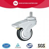 Buy cheap Threaded Stem TPR Medical Caster Wheel from wholesalers