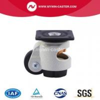 Buy cheap Plate Aluminum Alloy PA Auto Adjustable Caster from wholesalers