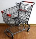 Buy cheap Asia style 150L shopping trolley Product No.:KB-AS150 from wholesalers