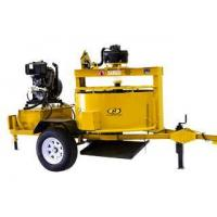 Buy cheap 300L Mobile Pan Mixer from wholesalers