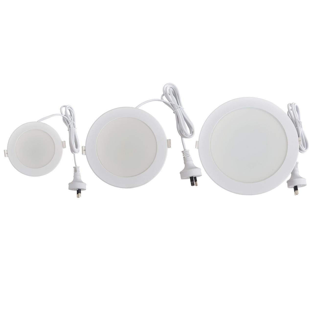 Buy cheap BTD04 aluminumin plastic integrated led Downlight LED Downlights from wholesalers