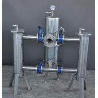 Buy cheap Duplex Filter/ Duplex basket strainer/ Duplex cartridge strainer from wholesalers