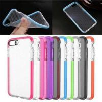 Buy cheap Fashion Grid Pattern Soft Clear Mobile Case for iPhone 7,for Apple iPhone 7 Case from wholesalers