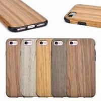 Buy cheap for iPhone7 Wood Case Cover,Wooden Back Cover for iPhone 7,Wood Case for iPhone 7 from wholesalers