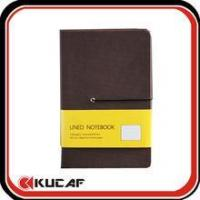 Buy cheap Faux leather bound notebooks A5 from wholesalers