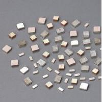 Buy cheap Silver Electric Contacts AgW , Powder Metallurgy Parts Silver Plated Contacts from wholesalers