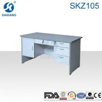Buy cheap SKZ105 NEW!!!teak wood veneer executive desk from wholesalers