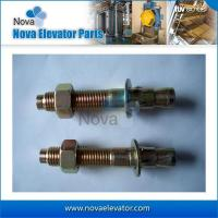 Buy cheap Elevator Anchor Bolt, Elevator Gecko, Elevator Fastener for Elevator Guide Rail Installation from wholesalers
