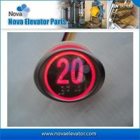 Buy cheap Lift Electric Push Button, Elevator Button, Elevator Spare Parts from wholesalers