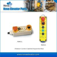 Buy cheap NV411 NV421 Elevator Control Cabinet Inspection Box for Passenger Elevators from wholesalers