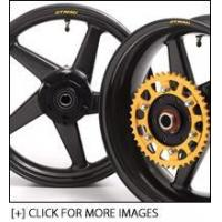 Buy cheap Dymag CA5 Carbon Fibre 5 Spoke Wheels for Kawasaki ZX-6R 2005-2014 (Used Pair) from wholesalers