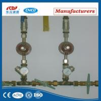 Buy cheap Medical Gases Use For Oxygen Automatic Manifolds Filling from wholesalers