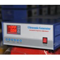 Buy cheap 900W ultrasonic cleaning generator from wholesalers