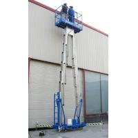 Buy cheap Hydraulic Aerial Work Platform(with Aluminum Alloy Mast) from wholesalers