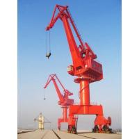 Buy cheap Level Luffing Crane from wholesalers