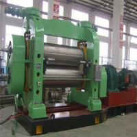 Buy cheap 3 Roll 860 2500 Punching Rubber Calender Machine XY-3r from wholesalers