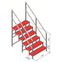 Stair Ladder With Handrails Stair Ladder With Handrails