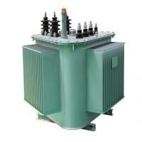 Buy cheap 11KV New Energy-saving Three-dimensional Triangular Wound Core Transformer from wholesalers