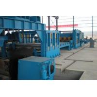 Buy cheap Thick Sheet Cut to Length Line from wholesalers