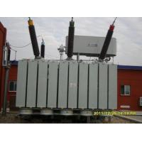 Buy cheap 6kV - 330kV High Voltage Three Phase Transformer from wholesalers