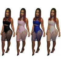 Buy cheap Lattice Sexy Clubwear Women Sexy Party Clothes #XY6101 from wholesalers