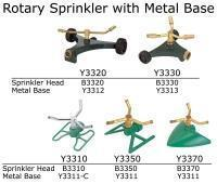 Buy cheap Rotary Sprinkler with Metal Base from wholesalers