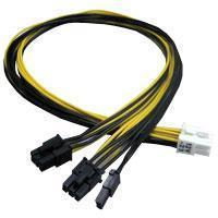 Buy cheap WH-GG208-500 PCI Express 8(6+2)Pin & PCI Express 6Pin connector output harness from wholesalers