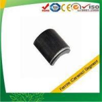 Buy cheap Sintered Hard Ferrite Magnet for Micro Motor from wholesalers