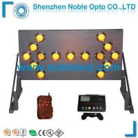 Buy cheap led traffic arrow board from wholesalers