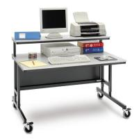 Buy cheap Height Adjustable Computer Workstation PCT from wholesalers
