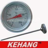 Buy cheap Bimetal Industrail Thermometer from wholesalers